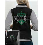 Harry Potter - House Slytherin (varsity Jacket Unisex )