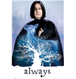Harry Potter - Snape Always (Poster Maxi 61x91,5 Cm)