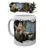 Tazza Lord Of The Rings - Legolas