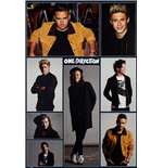 One Direction - Grid 2 (Poster Maxi 61x91,5 Cm)