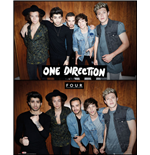 One Direction - Four (Poster Mini 40x50 Cm)