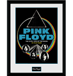Pink Floyd - Dsom World Tour (Stampa In Cornice)