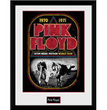 Pink Floyd - Atom Heart World Tour (Stampa In Cornice)
