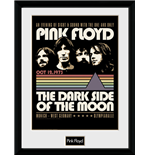 Pink Floyd - 1973 (Stampa In Cornice)