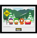 South Park - Group (Stampa In Cornice)