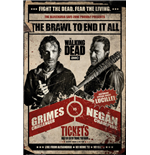 Walking Dead (The) - Fight (Poster Maxi 61x91,5 Cm)