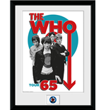 Who (The) - Tour 65 (Stampa In Cornice)