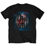 Who (THE) - Target Texture (T-SHIRT Unisex TG. 2)