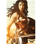 Poster Wonder Woman - Sword 61x91,5 Cm