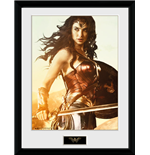 Wonder Woman - Sword (Stampa In Cornice)