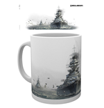 World Of Warships - Bismark (Tazza)