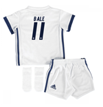 Mini kit Real Madrid 2016-2017 Home (Bale 11)