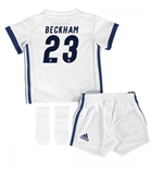 Mini kit Real Madrid 2016-2017 Home (Beckham 23)