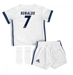 Mini kit Real Madrid 2016-2017 Home (Ronaldo 7)