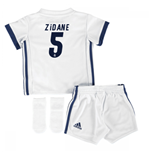 Mini kit Real Madrid 2016-2017 Home (Zidane 5)