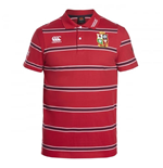Polo British Lions 2016-2017 (Rosso)