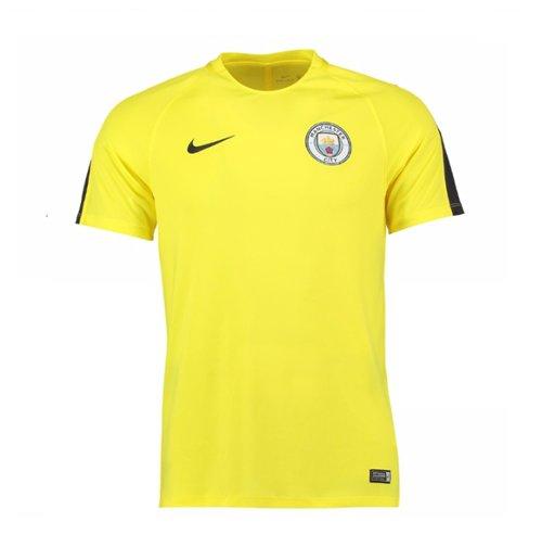 Allenamento calcio Manchester City merchandising