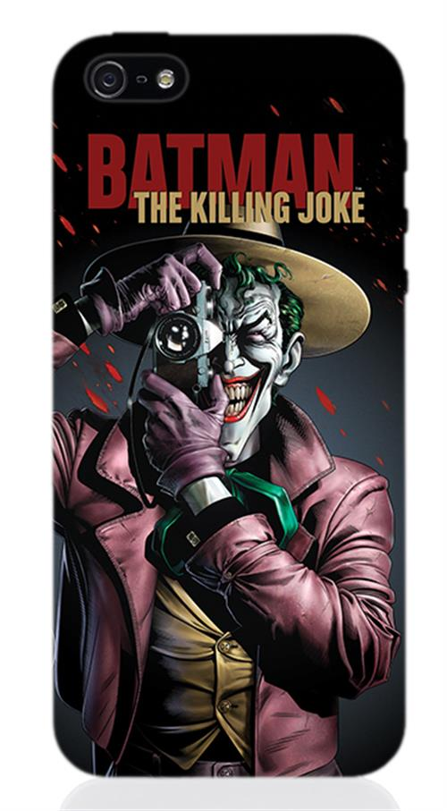 Cover Iphone 5 Batman The Killing Joke Opaca
