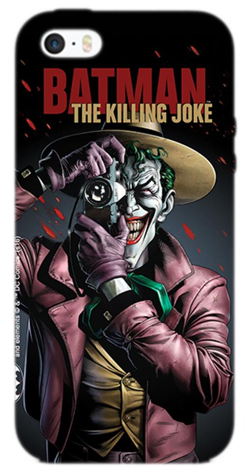 Cover Iphone 6-6S Batman The Killing Joke Opaca