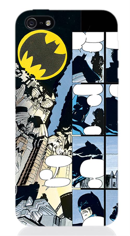 Cover Iphone 5 Miller Comics Symbol Opaca