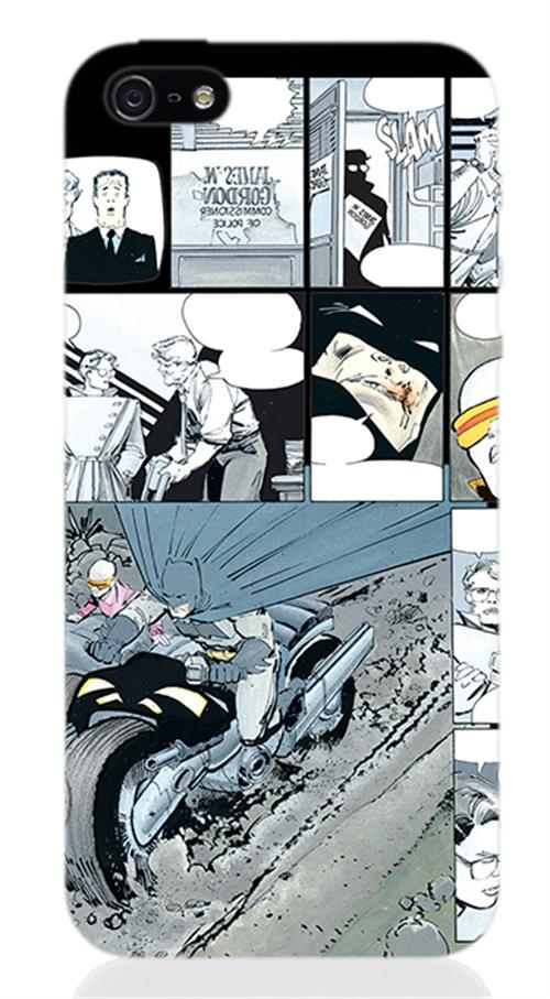 Cover Iphone 5 Miller Comics Motorbike
