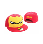 Iron Man - Face Red (Cappellino)