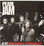 Vinile Pearl Jam - Transmission Impossible Rare Radio  Tv Broadcasts