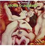 Vinile Orme (Le) - Storia O Leggenda (Ltd.Ed. Clear Green Vinly)
