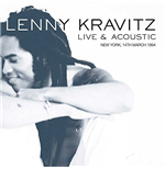 Vinile Lenny Kravitz - Live & Acoustic New York, 14Th March 1994