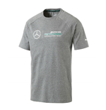 T-shirt Mercedes (Nero)