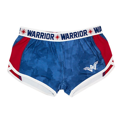Pantaloncini Short Wonder Woman da donna