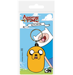 Adventure Time - Jake (Portachiavi Gomma)