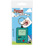 Portachiavi in Gomma Adventure Time - Bmo