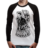 Suicide Squad - Property Of (baseball Shirt Unisex )