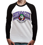Batman - Team Joker Raglan Baseball (T-SHIRT Unisex )