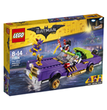 Lego 70906 - Batman Movie - La Famigerata Lowrider Di Joker
