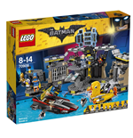 Lego 70909 - Batman Movie - Scasso Alla Bat-Caverna