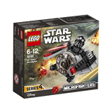 Lego 75161 - Star Wars - Microfighters Serie 4 - Microfighter Tie Striker
