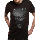 T-shirt Alien Covenant - Head