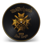 Vinile Motorhead - Bad Magic (Gold Vinyl)