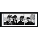 Beatles (The) - Capitol (Stampa In Cornice 76x30 Cm)