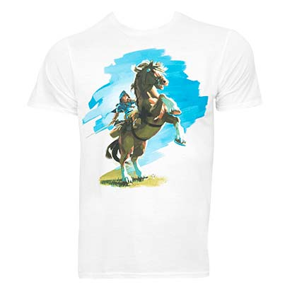 T-shirt The Legend of Zelda da uomo