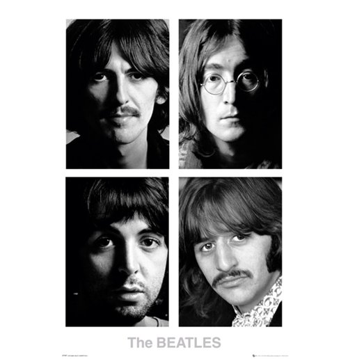 Beatles (The) - White Album (Poster Maxi 61x91,5 Cm)