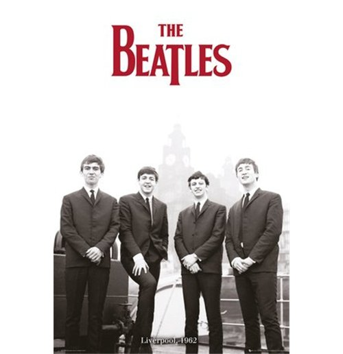 Beatles (The) - Liverpool 62 (Poster Maxi 61x91,5 Cm)