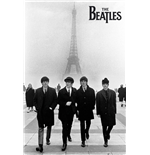 Beatles (The) - In Paris (Poster Maxi 61x91,5 Cm)
