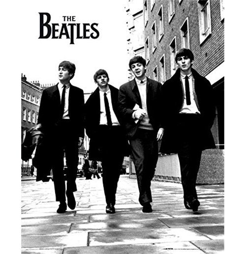 Beatles (The) - In London (Poster Mini 40x50 Cm)