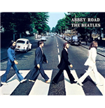 Beatles (The) - Abbey Road (Poster Mini 40x50 Cm)
