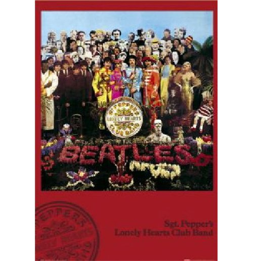 Beatles - Sgt Pepper's Lonely Hearts Club Band (Poster)