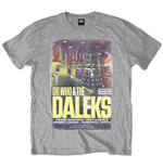 Doctor Who - Daleks Grey (T-SHIRT Unisex )
