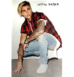 Justin Bieber - Crouch (Poster Maxi 61x91,5 Cm)
